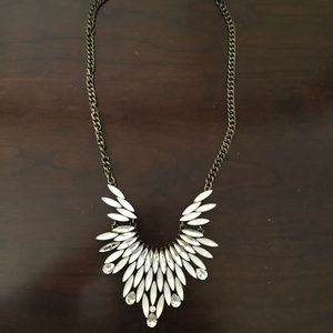 """""""Crystal"""" Necklace"""
